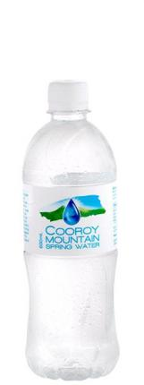 Cooroy Mountain Spring Water 600ml