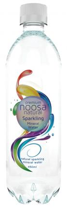 Natural Mineral Water 450ml