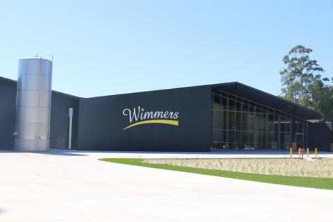 Wimmers Factory Exterior